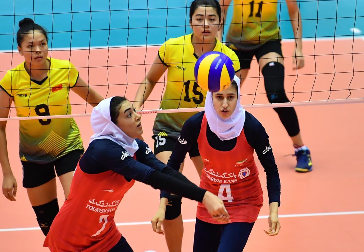 والیبال جوانان آسیا ؛ ایران ۲ ویتنام ۳ / امان از ست پنجم