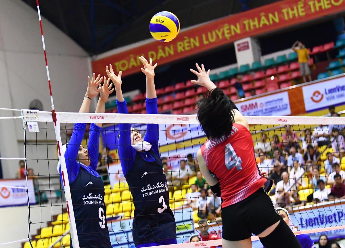 والیبال جوانان آسیا ؛ ایران صفر ژاپن ۳ / پایان رویای حضور در نیمه نهایی