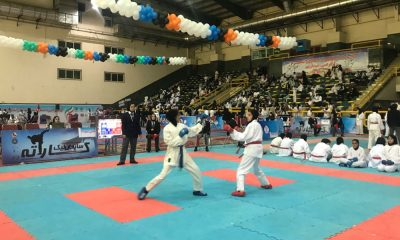 کاراته بانوان کاراته وان 400x240 تیم ملی کاراته در مراکش | تلاش برای کسب امتیاز در مرحله سوم لیگ جهانی