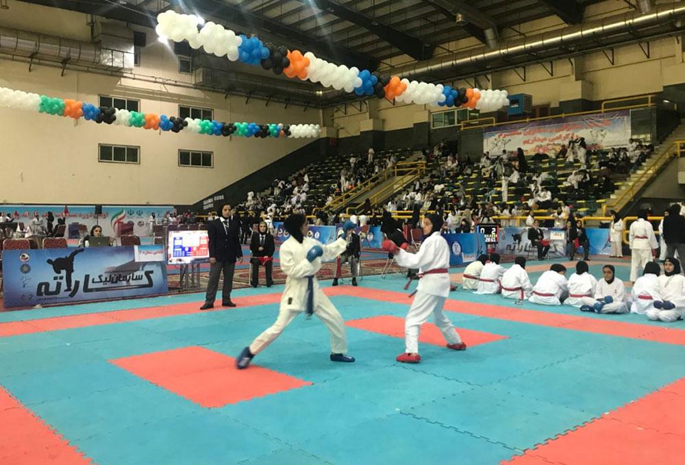 تیم ملی کاراته در مراکش | تلاش برای کسب امتیاز در مرحله سوم لیگ جهانی