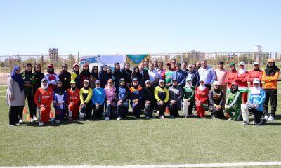 اردوی تیم ملی کریکت بانوان در کرمان 3 400x240 اردوی تیم ملی کریکت بانوان در کرمان برپا شد