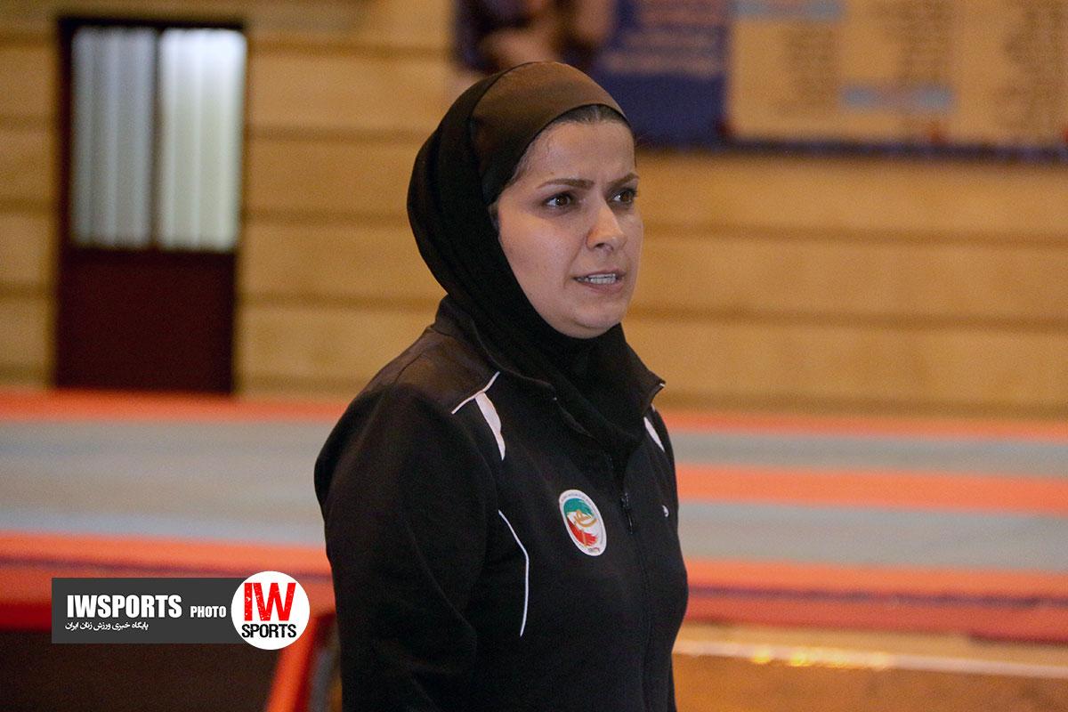 فاطمه صفرپور : انگیزه و انرژی بر اردوی تیم ملی تکواندو حاکم است | کسی حاشیه امنیت ندارد