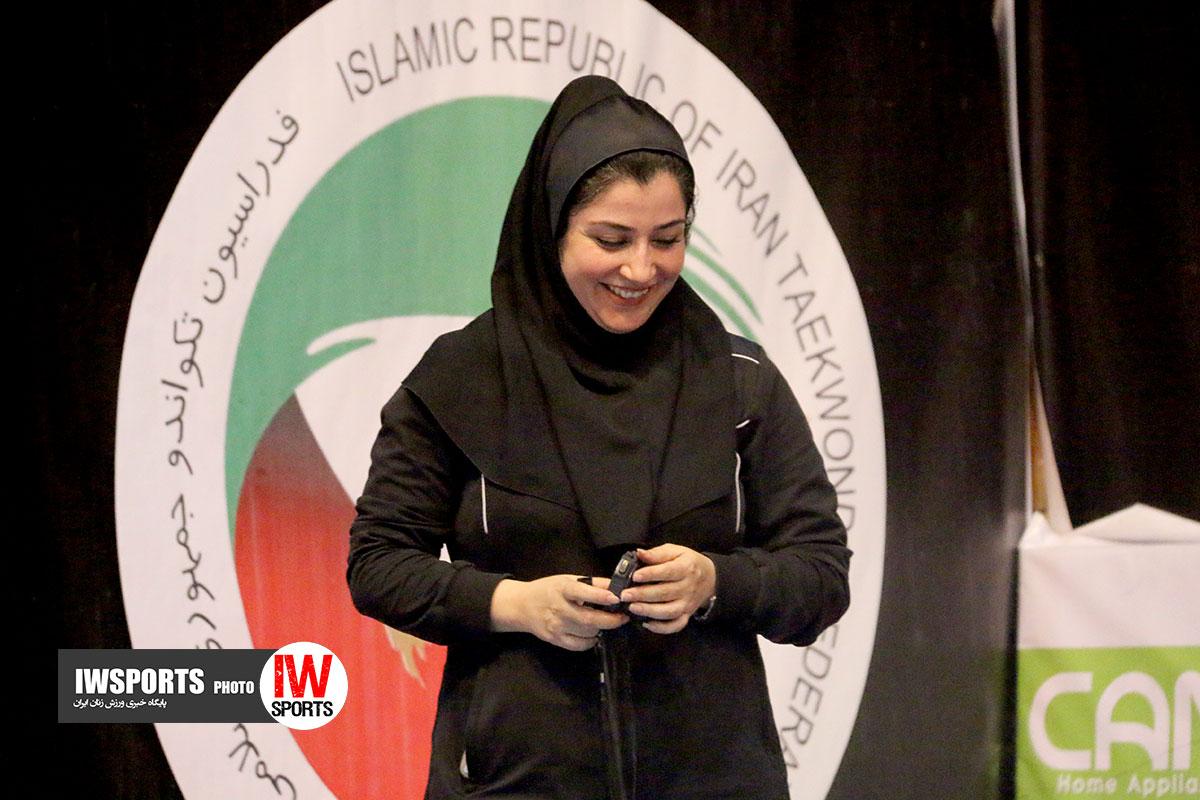 ریحانه فولادی : تعیین قهرمان لیگ حاصل خرد جمعی بود