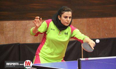 تور ایرانی تنیس روی میز بانوان اصفهان ندا شهسواری72 400x240 تنیس روی میز قهرمانی جهان | شکست برابر لهستان، حذف اشتری و صعود شهسواری