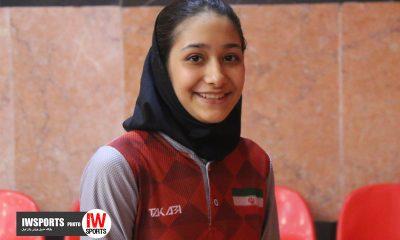 تور ایرانی تنیس روی میز بانوان اصفهان پریناز حاجیلو57 400x240 پریناز حاجیلو : شکست در نیمه نهایی تور جوانان برایم غیر منتظره بود