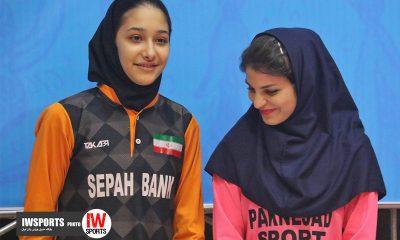 تور ایرانی تنیس روی میز بانوان اصفهان پریناز حاجیلو6 400x240 نگاهی به انتخابی تیم ملی تنیس روی میز | بازگشت شگفت انگیز پریناز حاجیلو