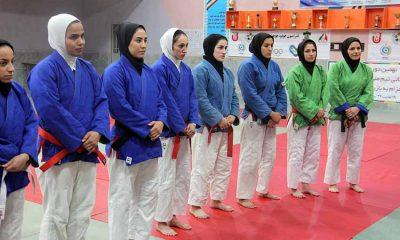 تیم ملی کوراش بانوان ایران 400x240 دختران تیم ملی کوراش در یزد اردو زدند
