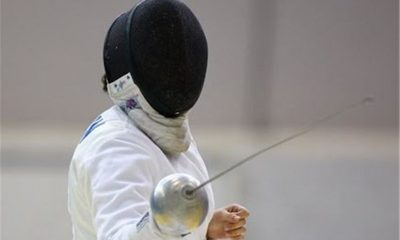 شمشیر بازی 400x240 8 دختر شمشیرباز در اردوی تیم ملی سابر و فلوره