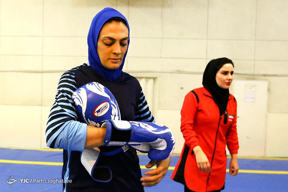 رمزگشایی از نظرات علی نژاد درباره حضور خواهران منصوریان در MMA