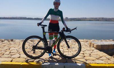 ماندانا دهقان دوچرخه سواری بانوان ورزش زنان لیگ دوچرخه سواری استقامت جاده اردبیل 400x240 پایان مرحله اول لیگ دوچرخه سواری جاده ؛ درخشش سیاحیان و دهقان