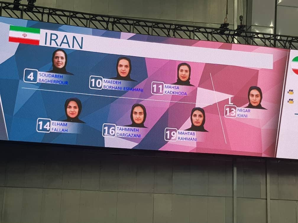 پیکان صفر آلتای قزاقستان 3 ؛ شکست در گام اول والیبال زنان باشگاه های آسیا