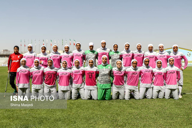 دختران فوتبالیست از هدف های فوتبالی خود گفتند
