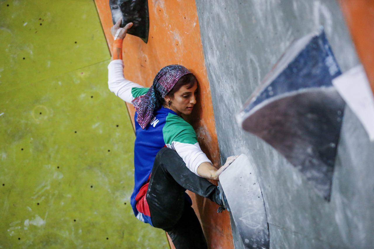 الناز رکابی و امید به کسب مدال در جاکارتا ؟ جایی برای ناامیدی نیست