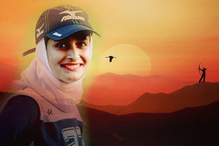پیام تسلیت فریبا محمدیان برای درگذشت اسما زحمتکش