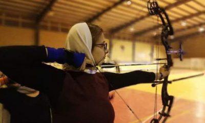 اسما زحمتکش 400x240 سانحه تلخ برای اسما زحمتکش دختر کماندار بوشهری