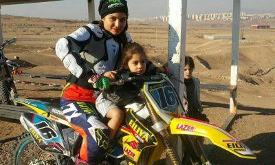 بهناز شفیعی موتورسواری بانوان ایران ورزش زنان دوره آموزشی 400x240 دوره یک روزه موتورسواری بانوان توسط بهناز شفیعی
