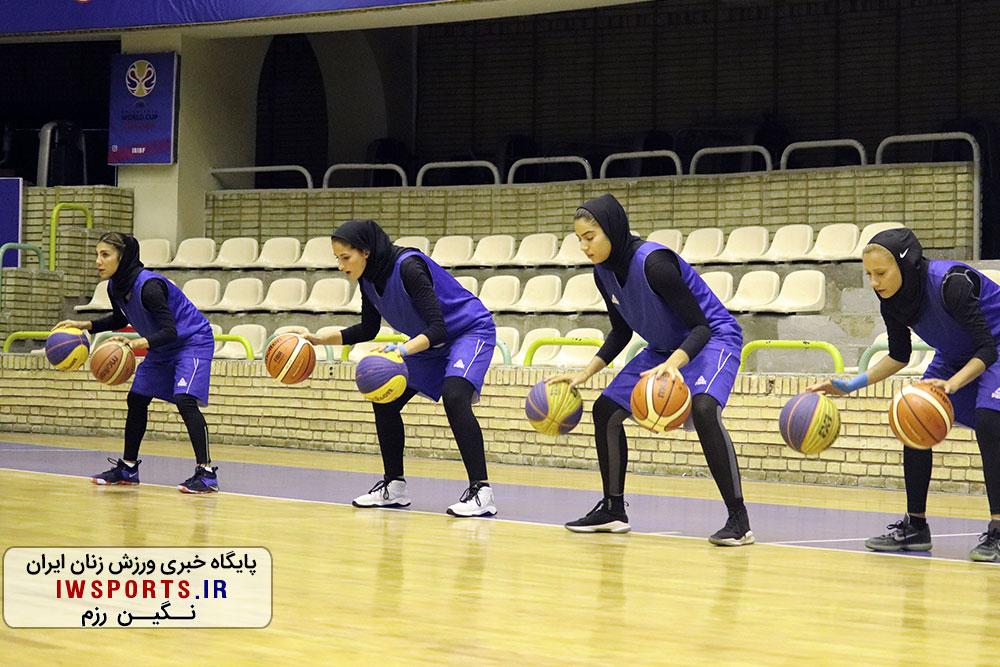 دعوت از ۲۲ بسکتبالیست به اردوی تیم های ملی ۳ نفره امید و بزرگسالان