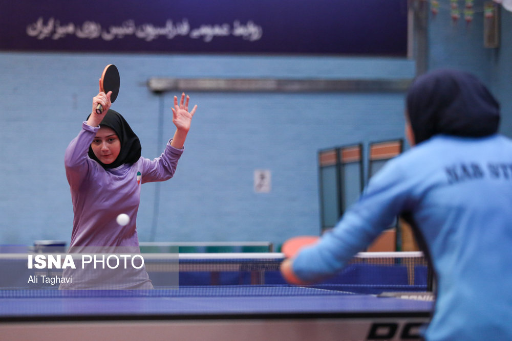 علل تعویق قرعه کشی لیگ تنیس روی میز  بانوان