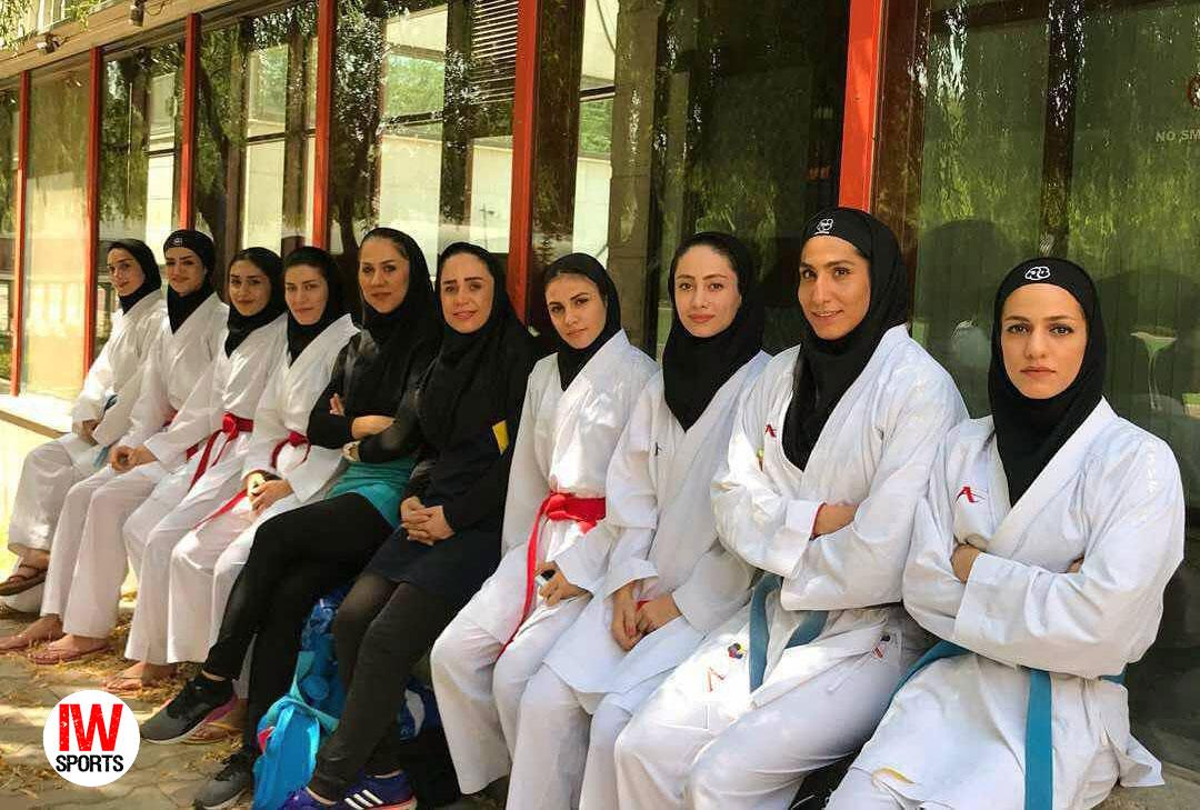 افسانه باقری : مدال دختران کاراته دست کمی از طلا ندارد/ تیم ملی در راه کاراته وان و جهانی