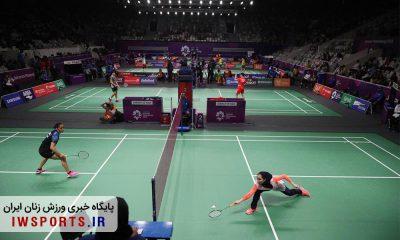 ثریا آقایی بازی های آسیایی جاکارتا 400x240 شهید فخار مشهد 1 صبای زنجان 4 | پیروزی آسان به کمک ثریا آقایی