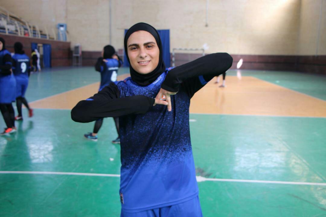 شهرداری رشت ۲ پویندگان صنعت شیراز ۶ / نفس پویندگان پشت سر دختران کویر