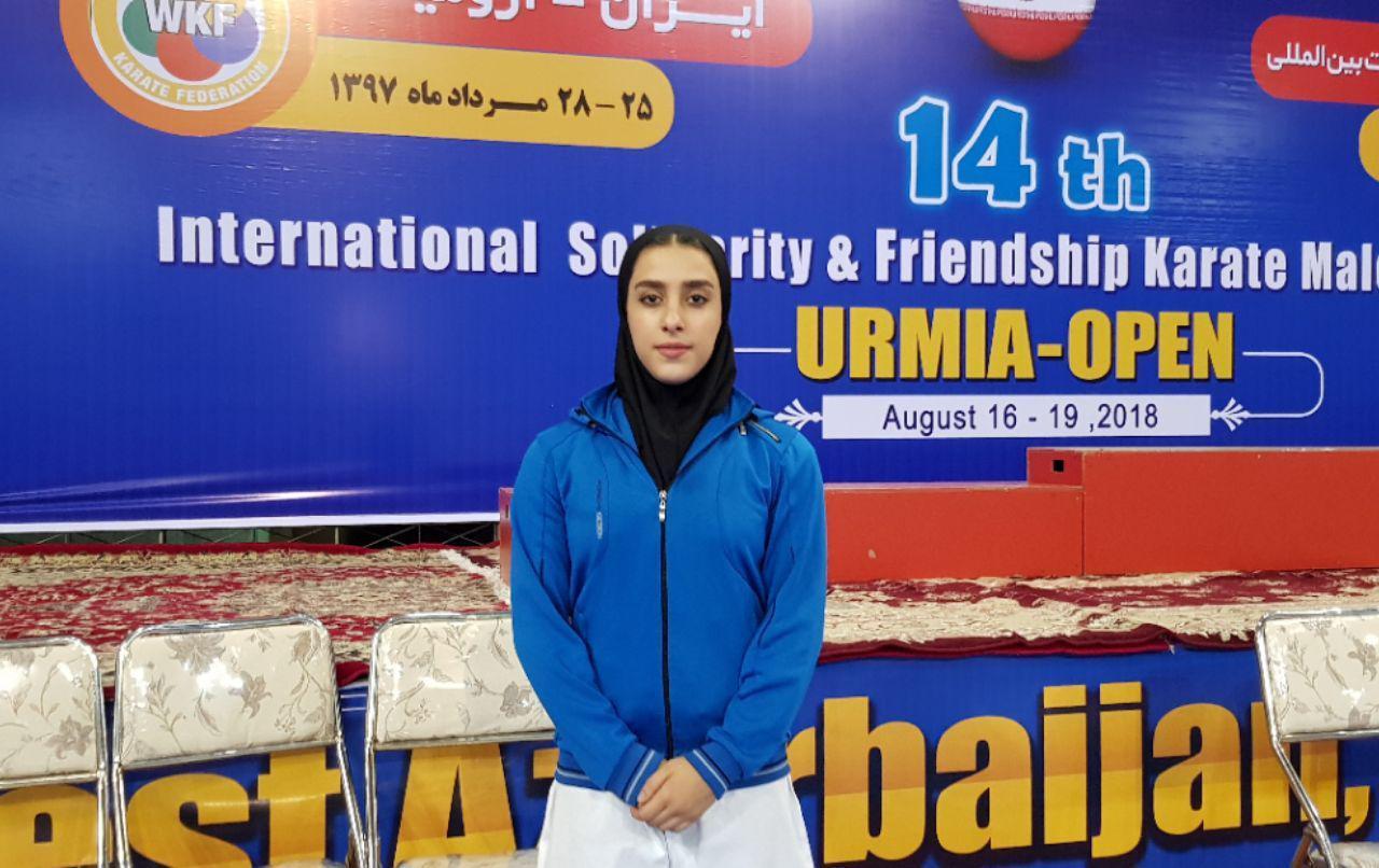 انتخابی تیم ملی کاتا در ارومیه ؛ فاطمه صادقی و 3 تفنگدار ، جهانی شدند