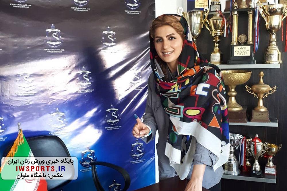 ایراندوست : آسیب دیدگی فروغ موری ناگوار بود/ فروغ به حمایت روانی نیاز دارد