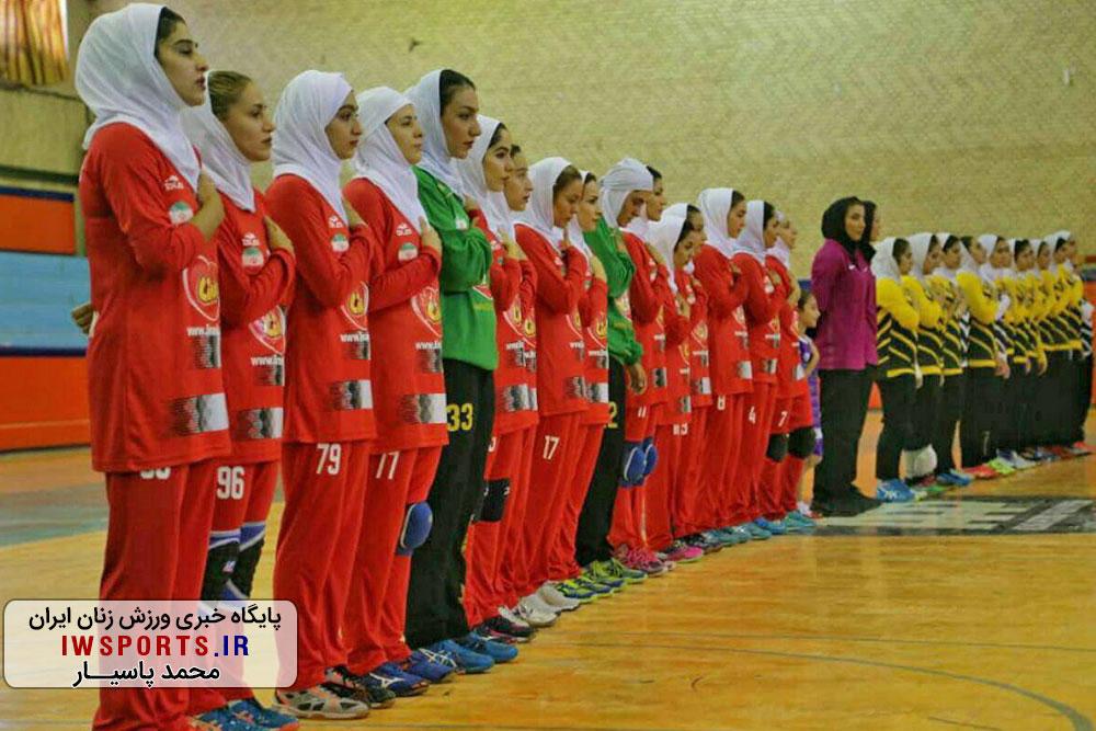 هفته سیزدهم لیگ هندبال ؛ پایان غم بار تاسیسات دریایی و جشن و پایکوبی چمران در تهران