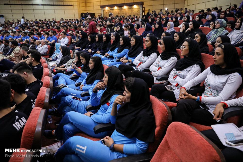 در انتظار اعلام رسمی فهرست کاروان جاکارتا ؛ سهم بانوان از 105 نفر به 97 نفر یا کمتر