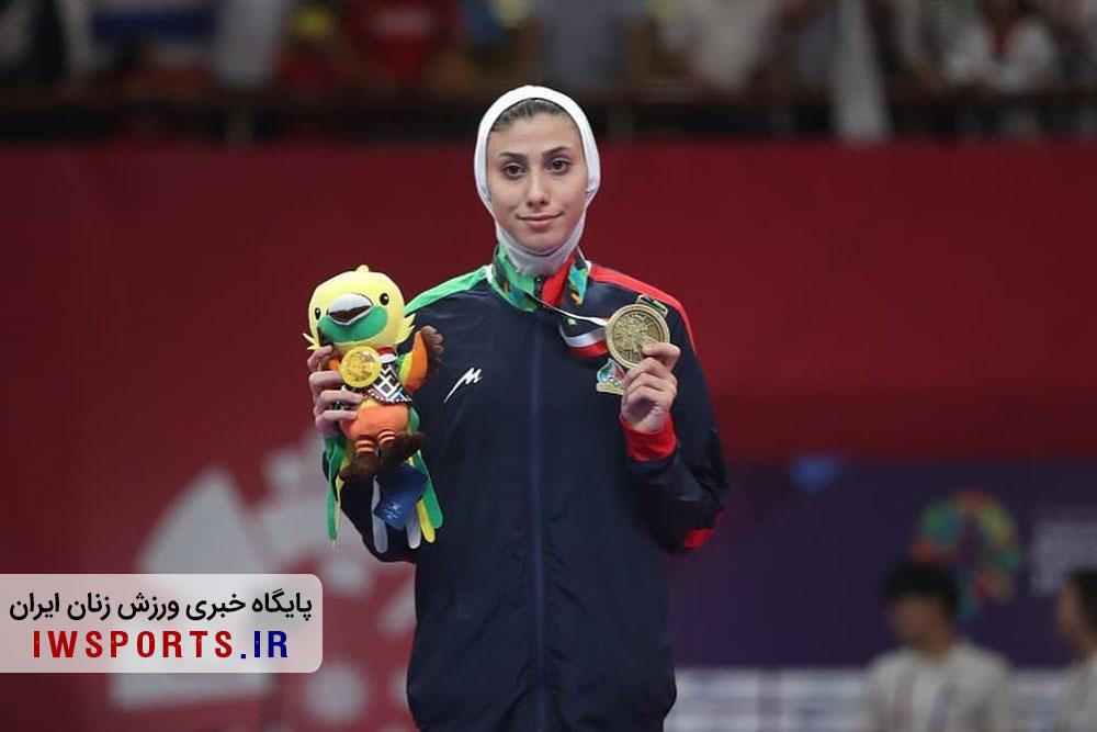 تکواندو بانوان ایران در بازیهای آسیایی