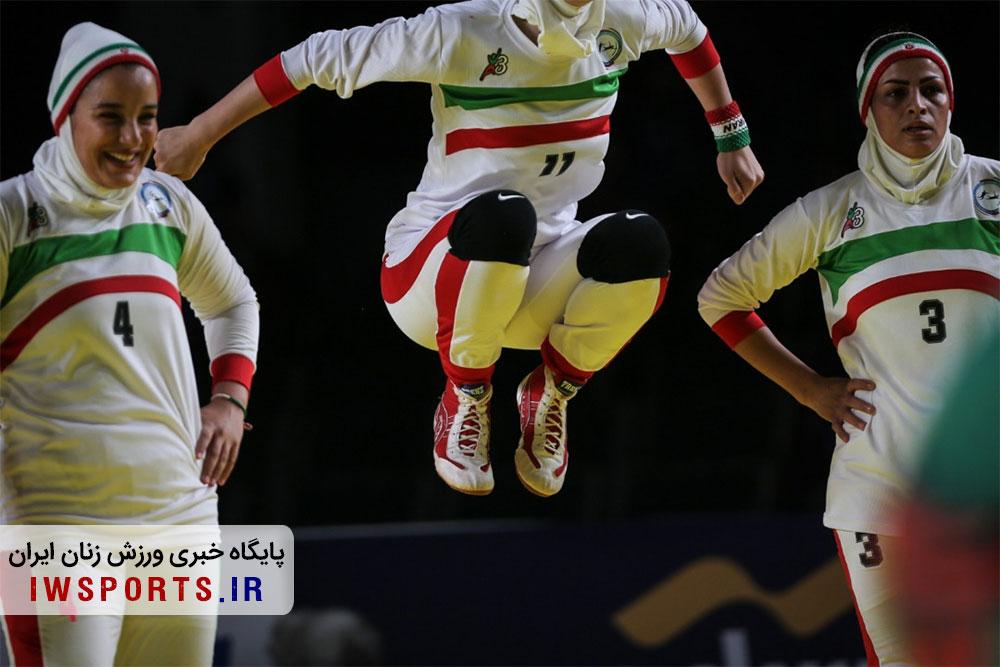 کبدی بانوان بازی های آسیایی جاکارتا پایگاه خبری ورزش زنان ایران ورزش بانوان در سال ۹۷ | از سال رویایی کبدی تا قهرمانی فوتسال و بارقه امید در کشتی و وزنه برداری
