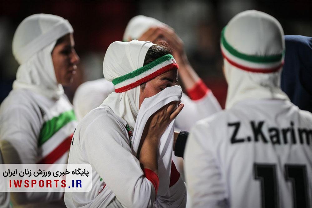 بازی های آسیایی جاکارتا/ شکست غیرمنتظره دختران کبدی برابر چین تایپه ؛مسیر فینال دشوار شد