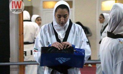 کیمیا علیزاده 400x240 پولادگر: کیمیا علیزاده به خانواده و مربی اش گفته که برای تفریح به اروپا میرود