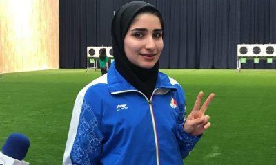 57728683 400x240 ویدئو | نظرات هانیه رستمیان پس از کسب سهمیه المپیک توکیو