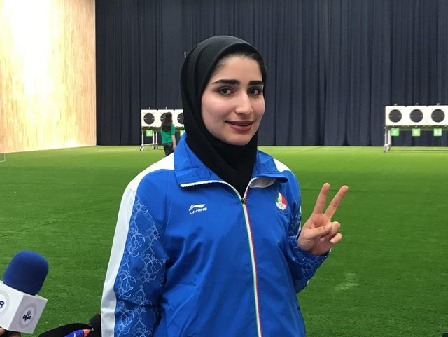 57728683 ویدئو | نظرات هانیه رستمیان پس از کسب سهمیه المپیک توکیو