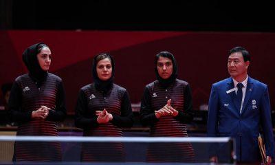 A82I2688 400x240 شکست شهسواری و اشتری/ بانوان پینگ پنگ ایران بدون برد حذف شدند
