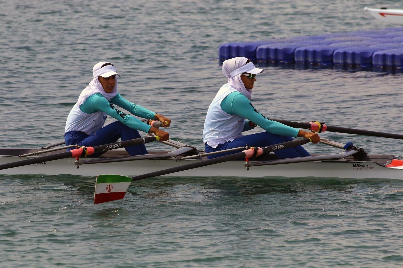 برنز بر گردن پریسا احمدی و مریم کرمی ؛ دست جاور از مدال کوتاه ماند