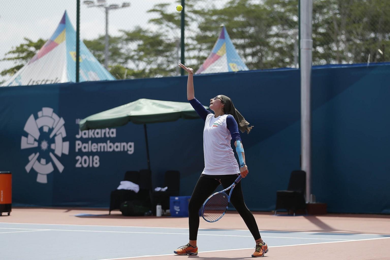 بازی های آسیایی جاکارتا : شکست دومین تنیسور ایران/ پاک باطن: برای کسب تجربه آمده بودم