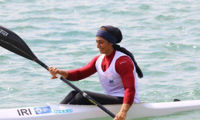 آرزو حکیمی 400x240 آغاز تمرینات آرزو حکیمی برای المپیک | اقامت کانادا ؛ شاید وقتی دیگر