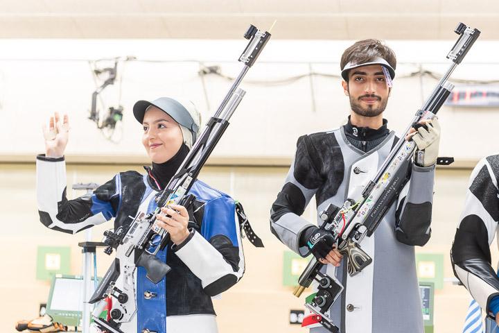 آرمینا صادقیان پدیده تیراندازی ایران جام جهانی تیراندازی آلمان    کمی دور از انتظار ؛ سهمیه  المپیک جدیدی در کار نبود