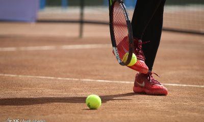 تنیس بانوان پایگاه خبری ورزش زنان ایران 4 400x240 ویدئو | تمرین دختران تنیسور در تهران