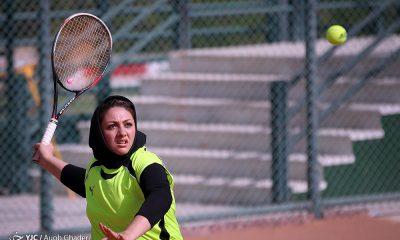 تنیس بانوان پایگاه خبری ورزش زنان ایران 8 400x240 پایان دور رفت در سیرجان؛ درنای کرج در صدر جدول لیگ برتر تنیس بانوان