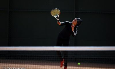 تنیس بانوان پایگاه خبری ورزش زنان ایران 9 400x240 نایب قهرمانی مشكات الزهرا صفی و ملینا مهرانی در پاکستان