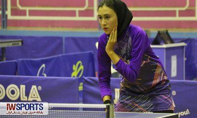 تور تنیس روی میز جوانان و نوجوانان دختر اراک پایگاه خبری ورزش زنان ایران آی دبلیو اسپورتس 2 400x240 مرحله دوم تور تنیس روی میز نوجوانان در اردبیل | قهرمانی قابل پیش بینی الینا رحیمی