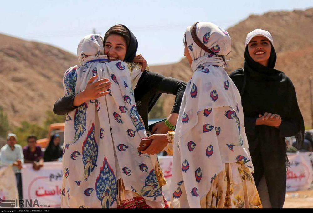 جشنواره بازی های بومی محلی کشور به میزبانی خراسان شمالی 10 1000x682 تصاویر جشنواره بازی های بومی محلی در خراسان شمالی