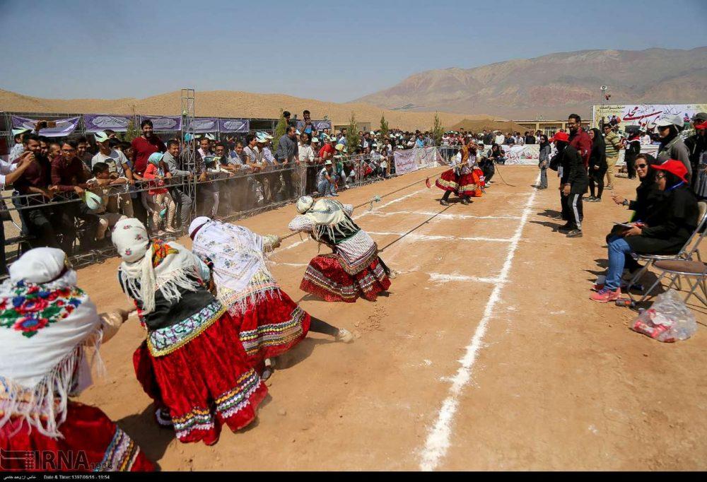 جشنواره بازی های بومی محلی کشور به میزبانی خراسان شمالی 12 1000x682 تصاویر جشنواره بازی های بومی محلی در خراسان شمالی