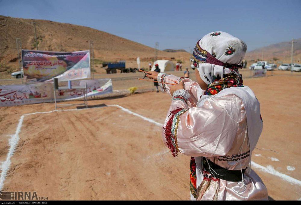 جشنواره بازی های بومی محلی کشور به میزبانی خراسان شمالی 3 1000x682 تصاویر جشنواره بازی های بومی محلی در خراسان شمالی