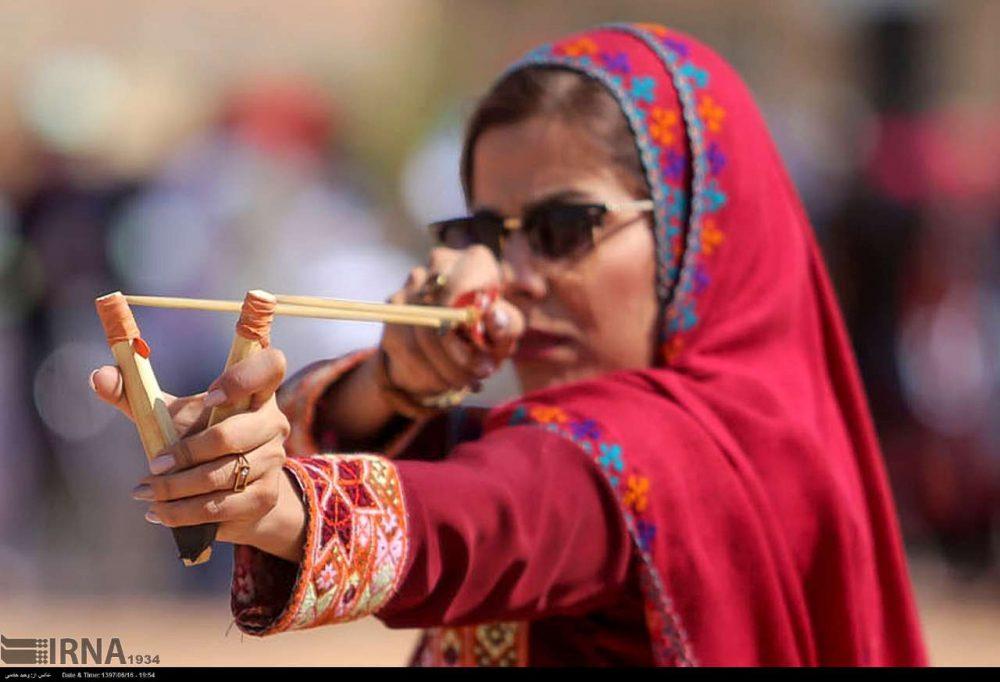 جشنواره بازی های بومی محلی کشور به میزبانی خراسان شمالی 4 1000x682 تصاویر جشنواره بازی های بومی محلی در خراسان شمالی