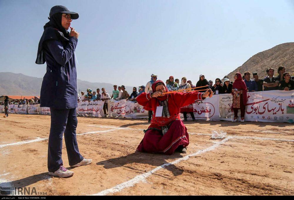 جشنواره بازی های بومی محلی کشور به میزبانی خراسان شمالی 5 1000x682 تصاویر جشنواره بازی های بومی محلی در خراسان شمالی