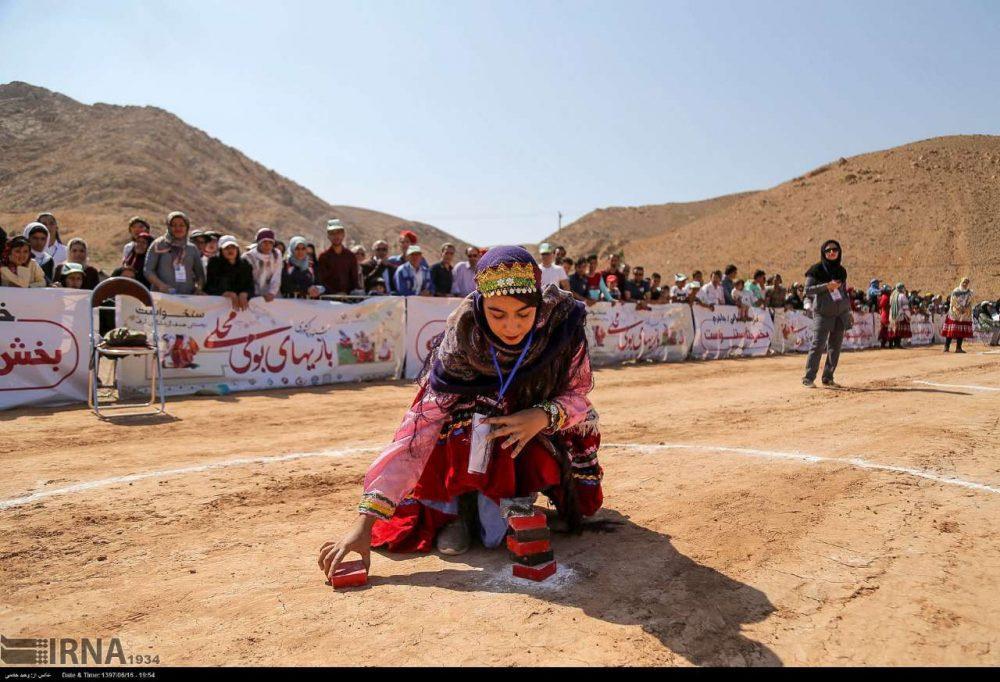 جشنواره بازی های بومی محلی کشور به میزبانی خراسان شمالی 6 1000x682 تصاویر جشنواره بازی های بومی محلی در خراسان شمالی